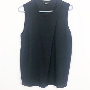 Theory Wool Slit Front Tank Top